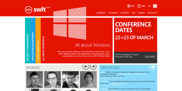Microsoft SWIT 2013